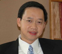 Hung Nguyen, GM & VP, wireless products division, Sigma Designs