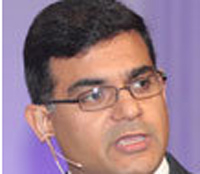 Kshitij Kumar, VP, video solutions, Concurrent