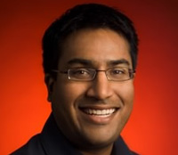 Rishi Chandra, product lead, Google TV