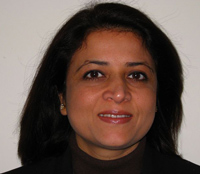 Geeta Chaudhary, VP, multimedia integration, Alcatel-Lucent
